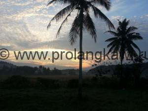 Рассвет на Лангкави