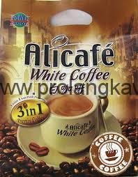 самый популярный бренд белого кофе в Малайзии
