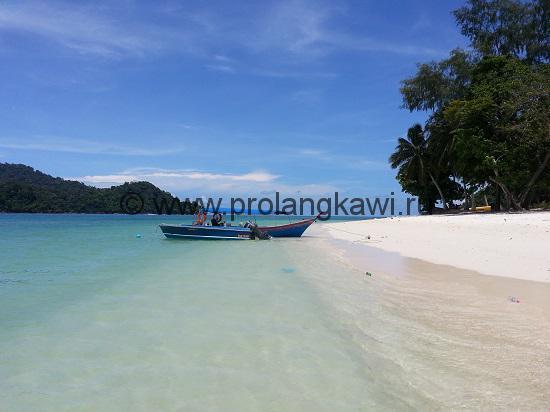 острова Лангкави