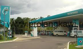 топливо в Малайзии