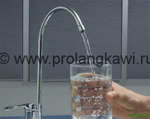 Вода на Лангкави
